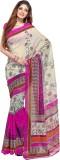 Saree Exotica Printed Bhagalpuri Art Sil...