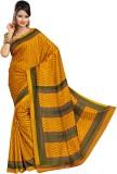 Peecaso Printed Bollywood Silk Sari (Mul...
