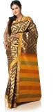 Annapurna Silks Striped Kanjivaram Art S...