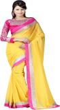 Dealtz Fashion Solid Bollywood Art Silk ...
