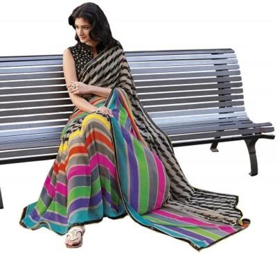 Vihana Printed Bhagalpuri Art Silk Sari