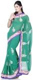 Chhabra 555 Self Design Fashion Chiffon ...
