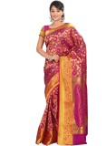 Varkala Silk Sarees Woven Fashion Silk S...