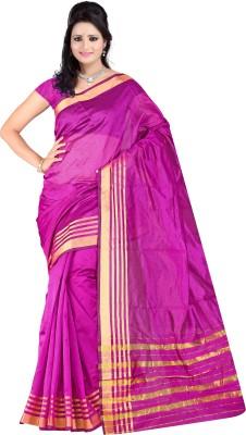 Glamoroussurat Fashion Printed Bollywood Handloom Silk Cotton Blend Sari