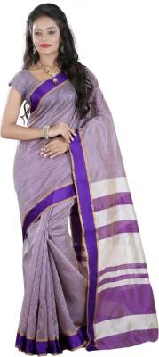 Fashionoma Striped Fashion Cotton Sari