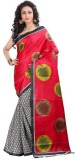 Pink Sisly Printed Daily Wear Georgette ...