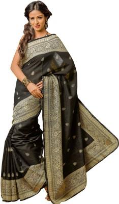 K D Collection Printed Daily Wear Jute Sari