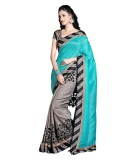 Usha Silk Mills Printed Bollywood Art Si...