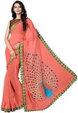 MADA Embroidered Bollywood Georgette Sar...