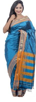 Bakale Textiles Woven Ilkal Silk Sari