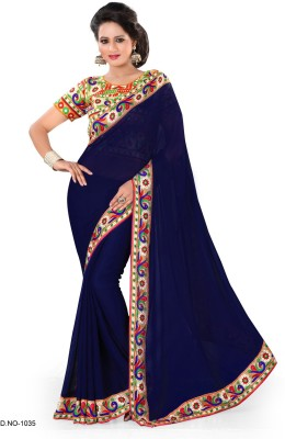 Chamunda Enterprise Printed Fashion Pure Chiffon, Printed Silk Sari