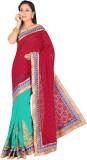 Maruti Fashion Solid Bollywood Brasso Sa...