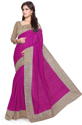 Sourbh Sarees Printed Bhagalpuri Art Silk Sari