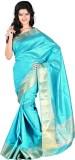 Roopkala Silks Solid Fashion Tussar Silk...
