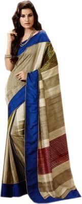 raja rani Self Design Fashion Synthetic Georgette Sari