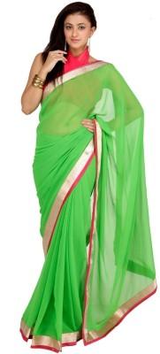 Maaike Embriodered Bollywood Chiffon Sari