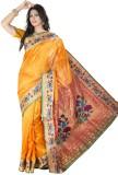 Signature Fashion Embroidered Paithani A...