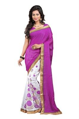 Fashion Designer Sarees Printed Fashion Art Silk Sari