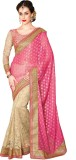 Aesha Embroidered Fashion Georgette Sare...