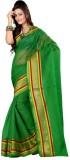 Indian Pahnaav Embellished Chettinadu Co...