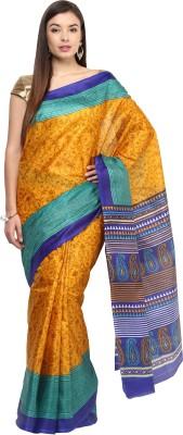 Tanisha Self Design Bollywood Silk Sari