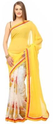 See More Self Design Bollywood Chiffon Sari