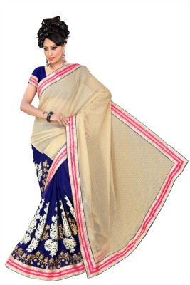 Sadhana impex Paisley Fashion Georgette Sari