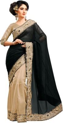 Vaishali Embellished Fashion Net Sari