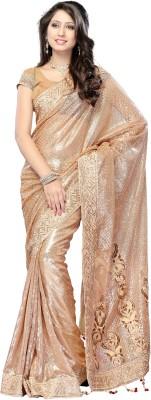 Royal N Rich Printed Bollywood Net Sari