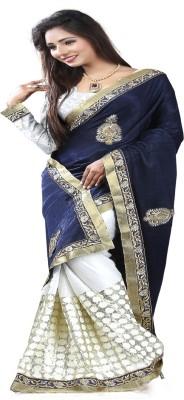 STYLO SAREES Self Design Fashion Velvet Sari