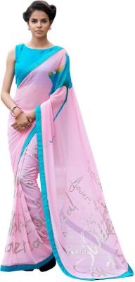 Navya Fashion Printed Fashion Georgette Sari