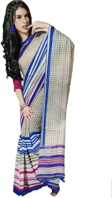 Coloursexports Printed Bollywood Pure Georgette Sari