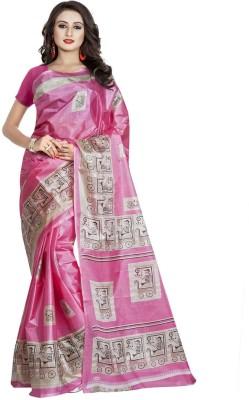 PARISHI FASHION Self Design Fashion Taffeta Sari