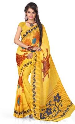 Aashita Printed Daily Wear Chiffon Sari