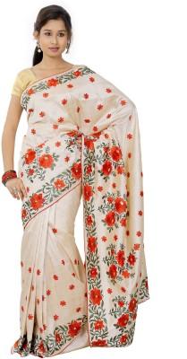 B3Fashion Woven Kosa Handloom Silk Sari