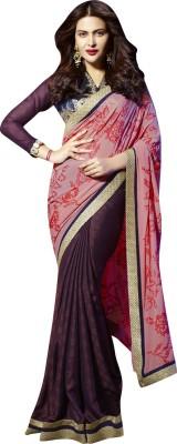 Sahiba Embellished Bollywood Georgette Sari