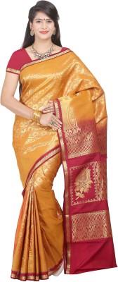 Nalliee Woven Paithani Handloom Art Silk Sari