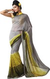 Pagli Printed Daily Wear Georgette Sari ...