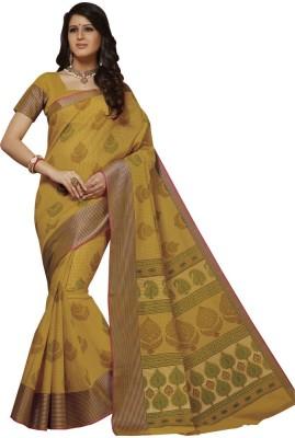 Vastrangsarees Self Design Gadwal Cotton Sari