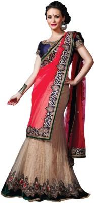 Looks & Likes Embriodered Fashion Handloom Net Sari