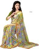 Magneitta Floral Print Fashion Georgette...