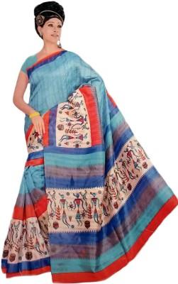 Arohee Printed Fashion Cotton Sari