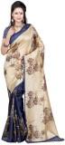 Textilebaba Printed Fashion Silk Saree (...