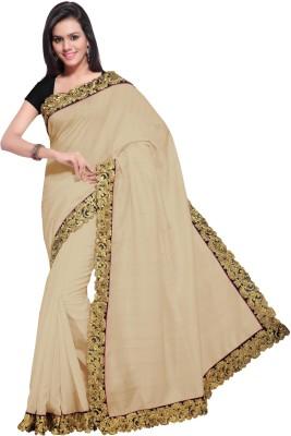 Sarvagny Clothing Self Design Bollywood Banarasi Silk Sari