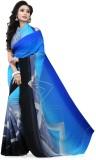 Waahdil Fashion Striped Bollywood George...