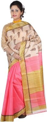 Sweta Saree Printed Bhagalpuri Silk Sari available at Flipkart for Rs.399