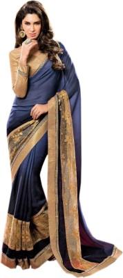 mGm Creation Self Design Fashion Jacquard Sari