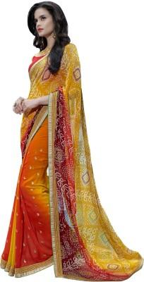 Triveni Printed Fashion Georgette Sari