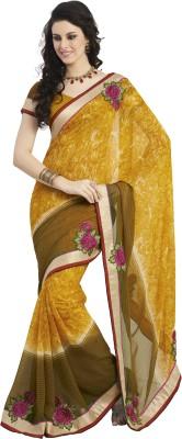 Alira Printed Fashion Georgette Sari