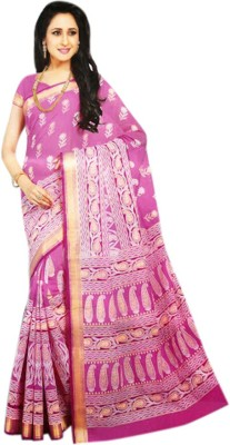 Fashion Studio Printed Daily Wear Cotton Sari